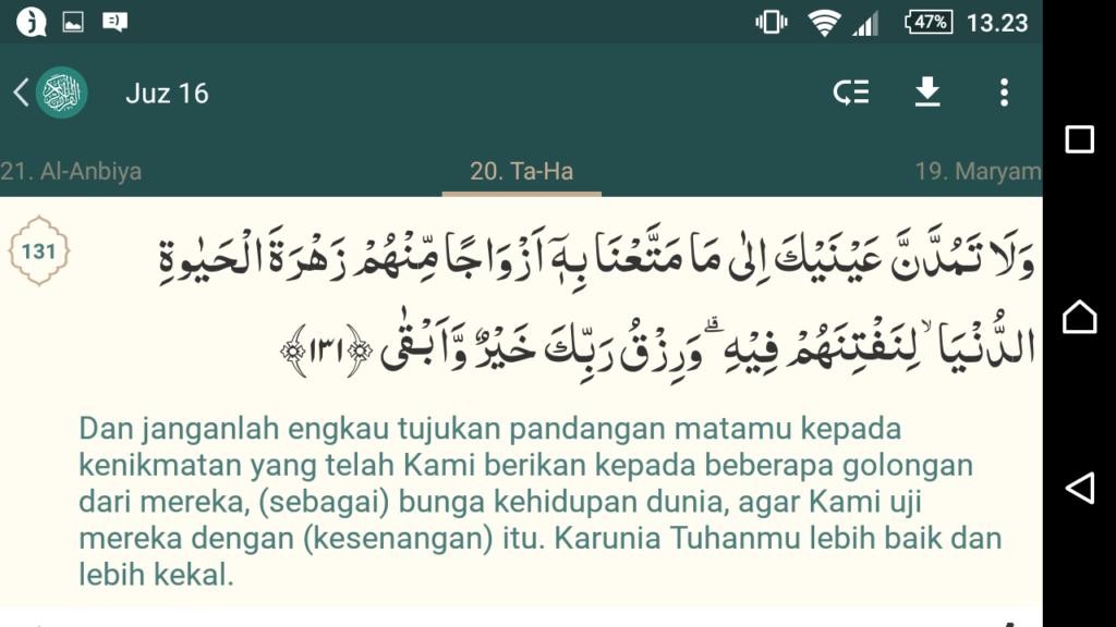 obat segala penyakit dari ayat Al Quran